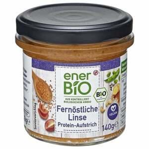 enerBiO Fernöstliche Linse Protein-Aufstrich 1.28 EUR/100 g