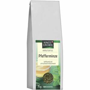 King´s Crown Kräutertee Pfefferminze 2.65 EUR/100 g