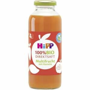 HiPP Bio Direktsaft Multifrucht mit Karotte 4.52 EUR/1 l (6 x 330.00ml)