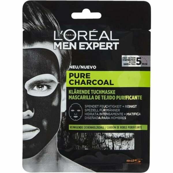L'Oréal Paris men expert Pure Charcoal klärende Tuchmas 9.83 EUR/100 g