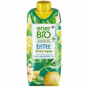 enerBiO Eistee Zitrone Ingwer 2.38 EUR/1 l
