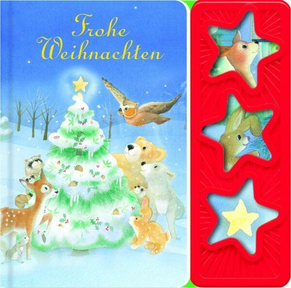 Frohe Weihnachten - Soundbuch