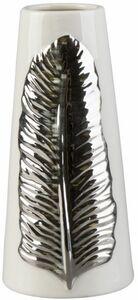 Vase - aus Keramik - 9 x 8,5 x 18,5 cm