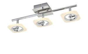 LED-Deckenstrahler, 3-flammig chrom
