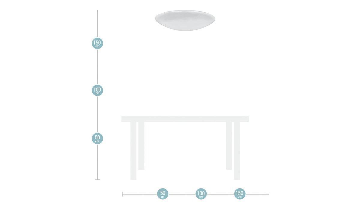 Bild 4 von LED-Deckenleuchte, Weiß