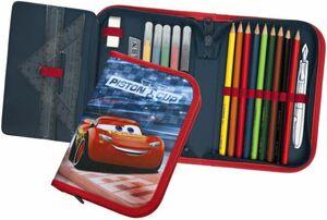 Federmäppchen - Disney Cars - 22-teilig