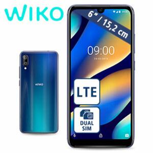 Smartphone View3 Lite • Dual-Rückkamera (13 + 2 MP) • Frontkamera (5 MP) • 2-GB-RAM, 32 GB interner Speicher • Hybrid-Slot für eine zweite nanoSIM- oder microSD™-Karte bis zu 128 GB • 4