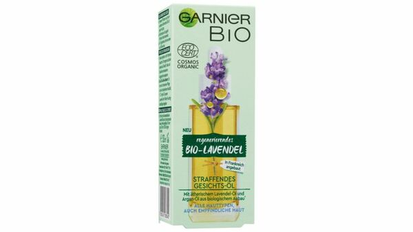 Garnier Bio Lavendel Straffendes Gesichts-Öl