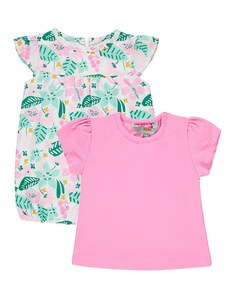 KANZ - Baby Girls Set Spieler mit T-Shirt