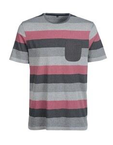 Bexleys man - T-Shirt gestreift