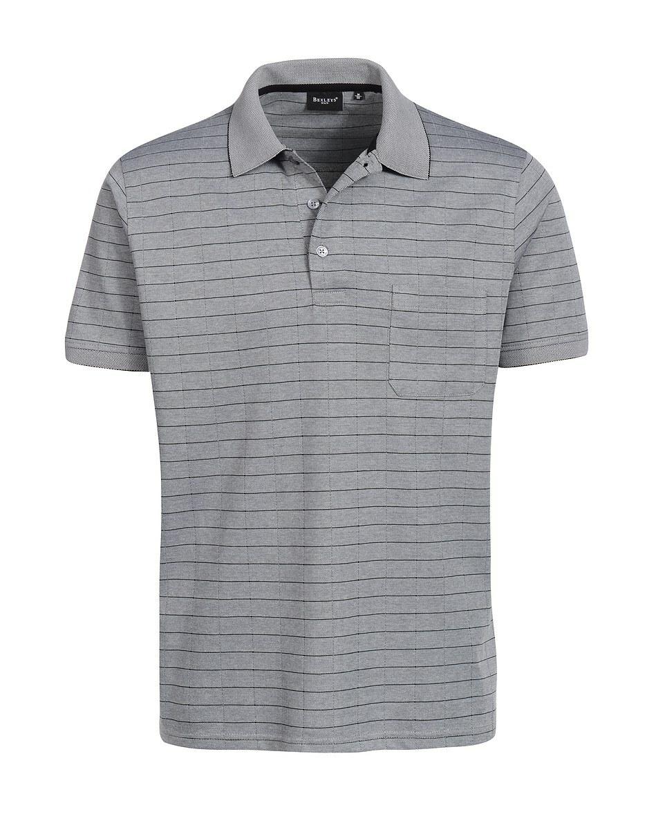 Bild 1 von Bexleys man - Poloshirt gemustert