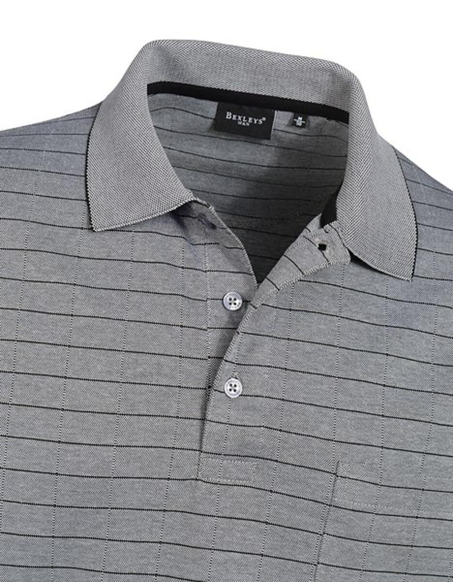 Bild 4 von Bexleys man - Poloshirt gemustert