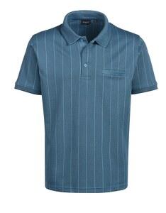 Bexleys man - Poloshirt mit Struktur