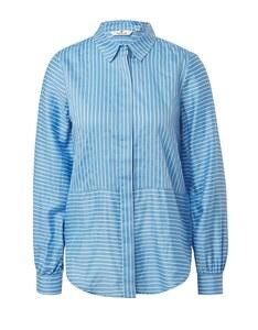 TOM TAILOR - Bluse im modernem Streifendesign