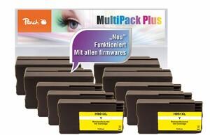 10er-Pack Tintenpatronen kompatibel zu HP H950/951