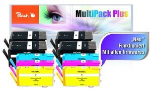 10er-Pack Tintenpatronen kompatibel zu HP No. 934/935XL