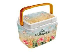 Casa Royale Kühlbox 5,2 Liter - Exotic Summer