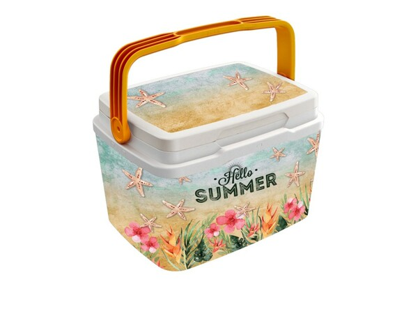 Casa Royale Kühlbox 5,2 Liter - Exotic Summer