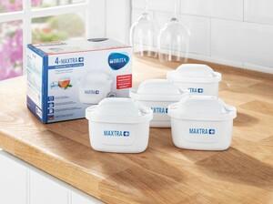 BRITA Wasserfilter Kartuschen Maxtra+ 4er Pack