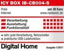 Bild 4 von ICY BOX IB-CB004-S Verlängerungskabel