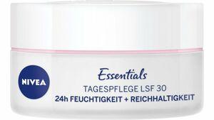 NIVEA Essentials Reichhaltige Tagespflege LSF30