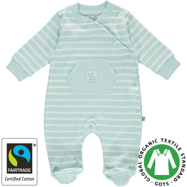 Baby Jungen Pyjama einteilig
