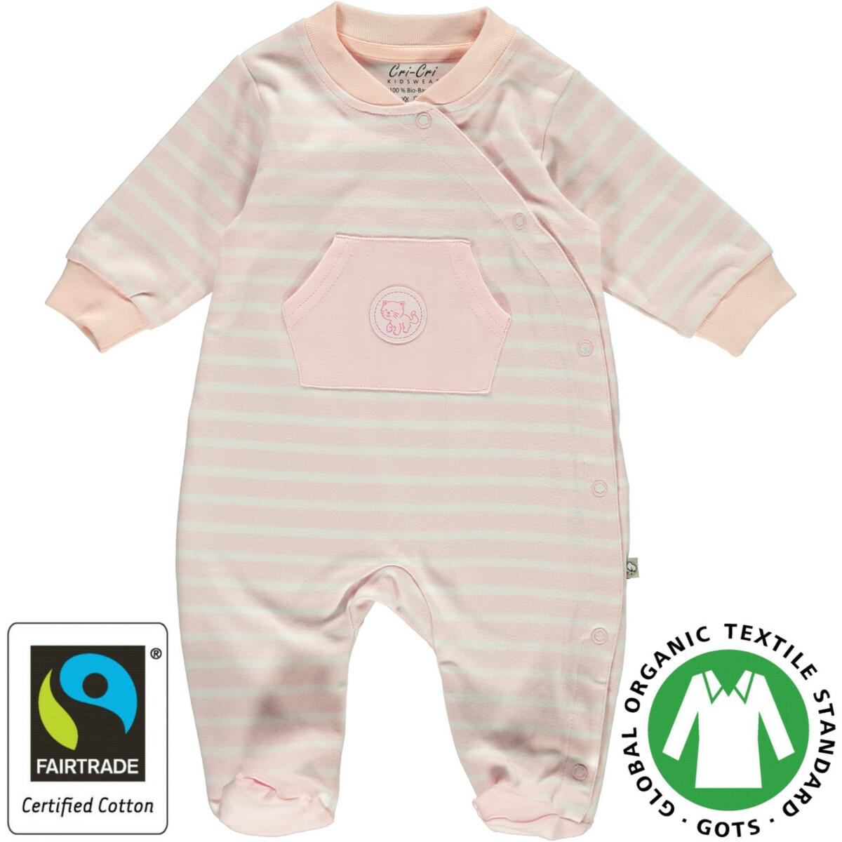Bild 1 von Baby Mädchen Pyjama einteilig