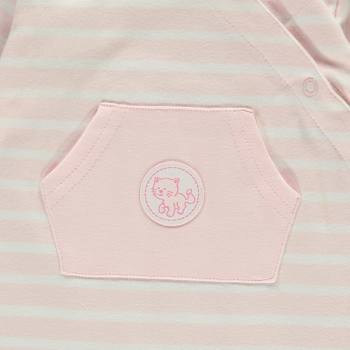 Bild 3 von Baby Mädchen Pyjama einteilig