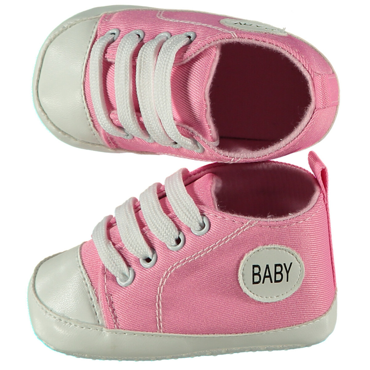 Bild 1 von Baby Schuhe mit Schnürsenkeln