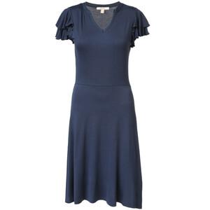 Damen Kleid mit Flügelärmeln