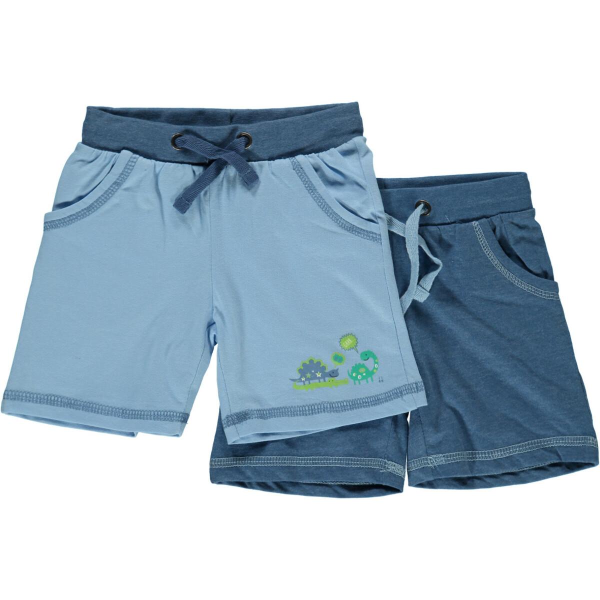 Bild 1 von Baby Shorts im 2er Pack