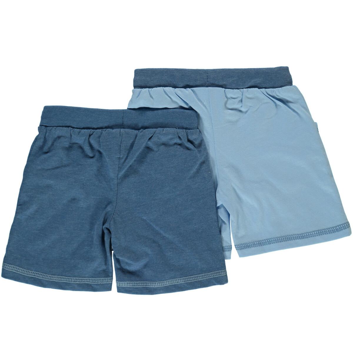 Bild 2 von Baby Shorts im 2er Pack