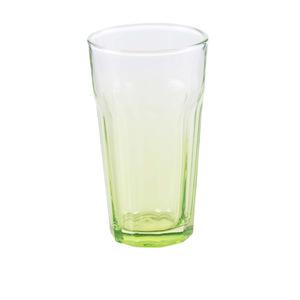 Glasbecher 315 ml in grün