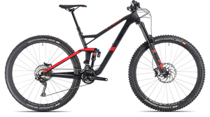 Cube Stereo 150 C:62 Race 29 2019 | 20 Zoll | carbon´n´red