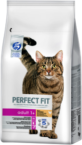 Perfect Fit Cat Trocken 7kg - Adult 1+ reich an Huhn