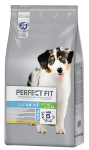 Perfect Fit Dog Trocken 14,5kg - Junior M/L mit Huhn