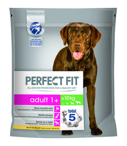 Perfect Fit Dog Trocken 1,4kg - Adult M/L mit Huhn