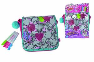 Simba CMM Glitter Couture Messenger Kindertasche; 106374185