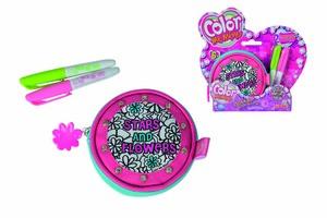 Simba CMM Glitter Couture Round Purse Geldbörse; 106374180