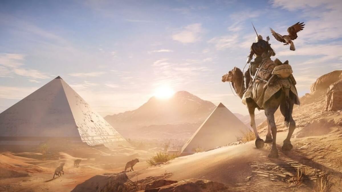 Bild 3 von Assassin's Creed Origins - Xbox One