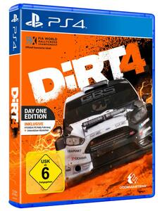 DiRT 4 Day One Edition [Playstation 4]