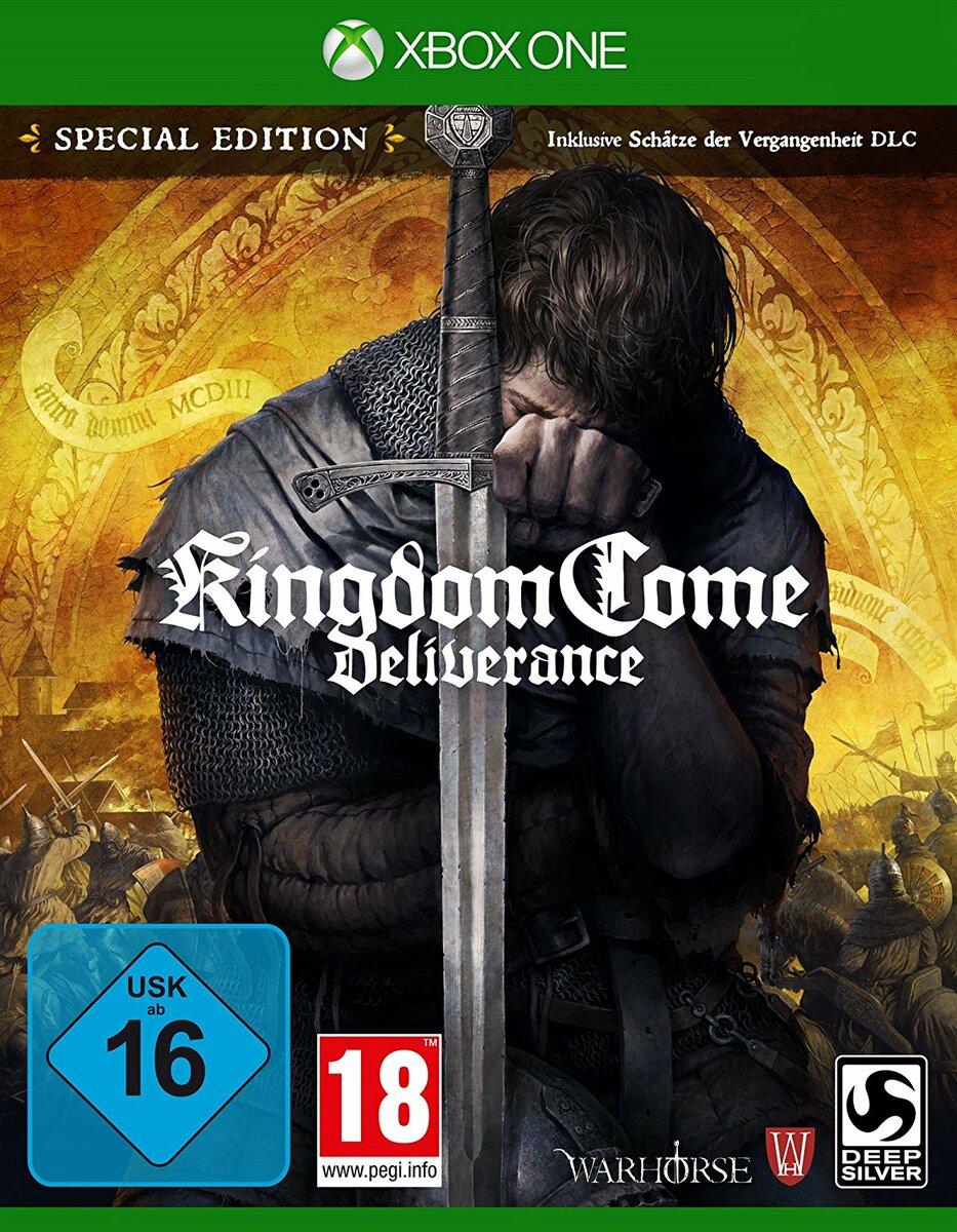 Bild 1 von Kingdom Come Deliverance Special Edition [Xbox One]