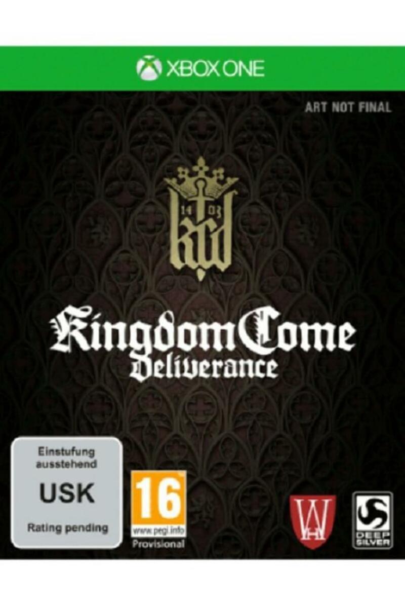 Bild 2 von Kingdom Come Deliverance Special Edition [Xbox One]