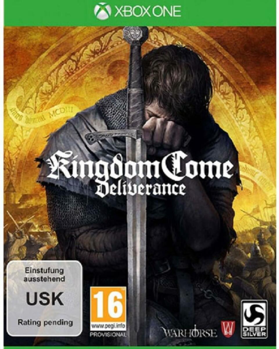 Bild 3 von Kingdom Come Deliverance Special Edition [Xbox One]