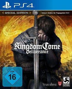 Kingdom Come Deliverance Special Edition [PlayStation 4]