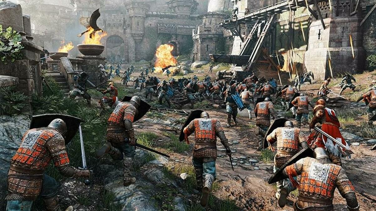 Bild 3 von For Honor  Xbox One