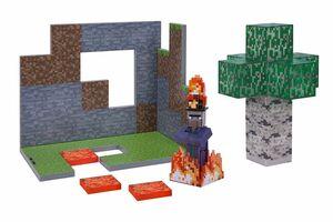 Jazwares 16652 - Minecraft - Birkenwald Biom