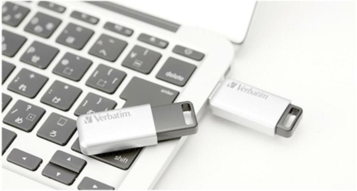 Bild 4 von Verbatim Store `n` Go Secure Pro - USB-Flash-Laufwerk - verschlüsselt - 16 GB - USB 3.0