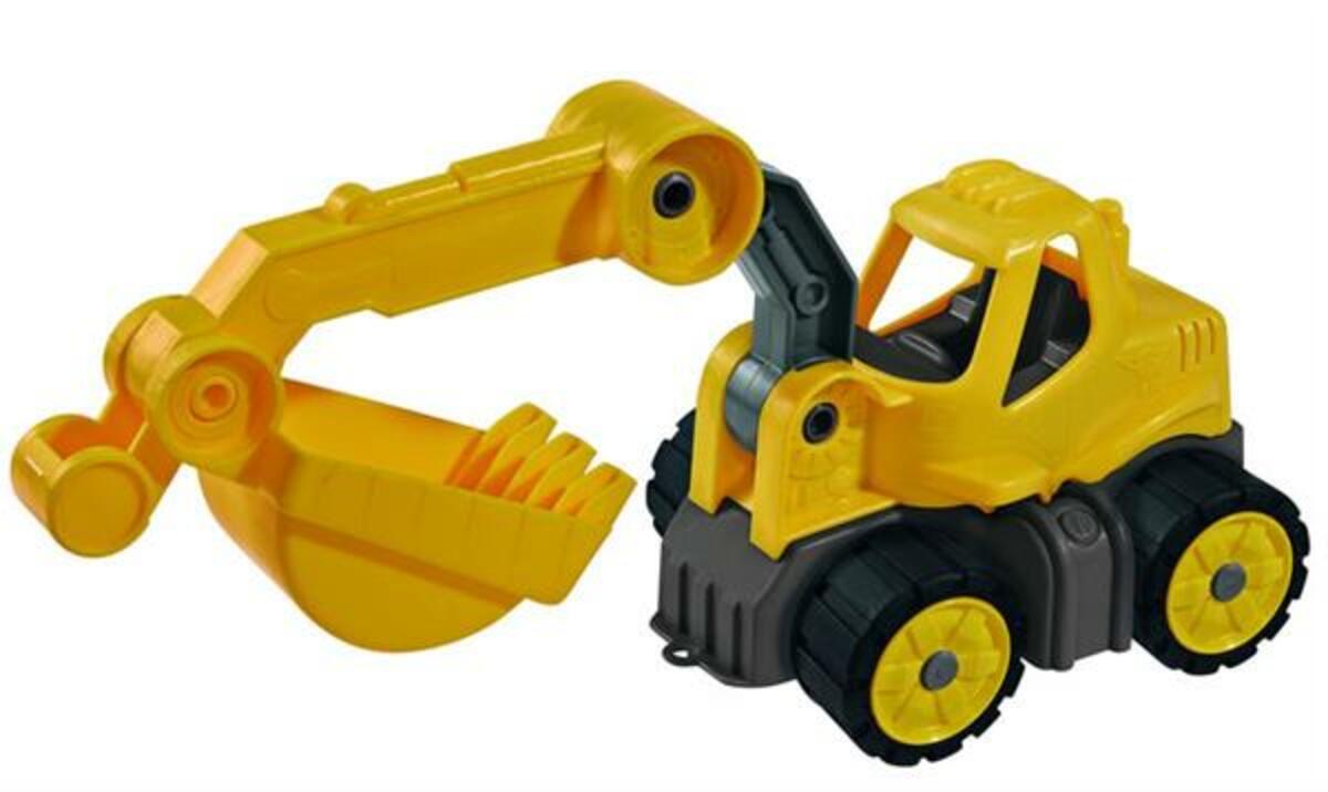 Bild 1 von BIG Power Worker Mini Bagger
