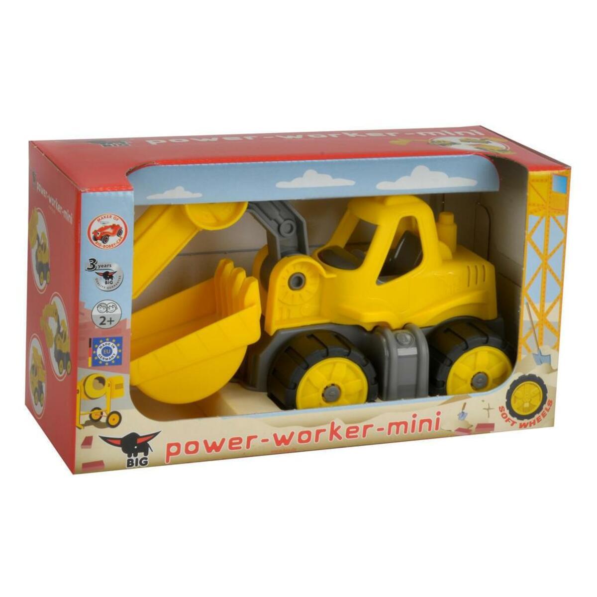 Bild 5 von BIG Power Worker Mini Bagger
